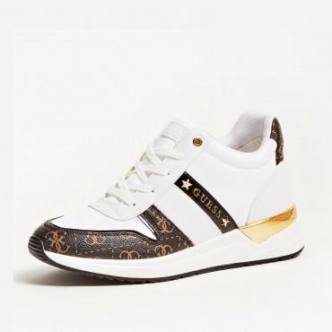 Sneaker Ravyn Blanco Guess