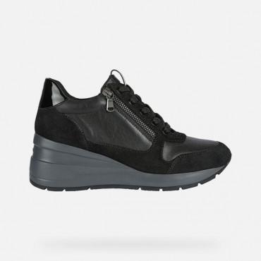 Sneaker Negro Zosma Geox
