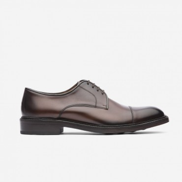 Blucher Puntera Marrón Lottusse