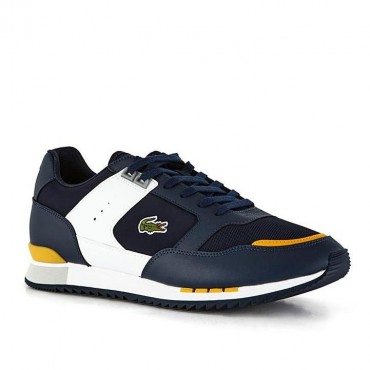 Partner Navy Lacoste Hombre