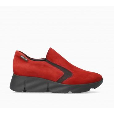 Zapato Hazora Rojo Mephisto
