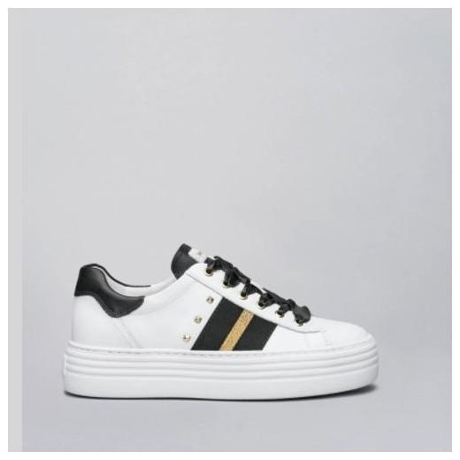 Sneaker Plataforma Blanco Nero Giardini