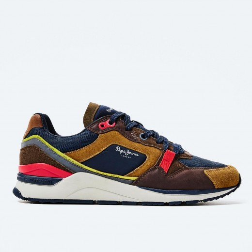 Sneaker X20 Pepe Jeans Tacabo / Navy