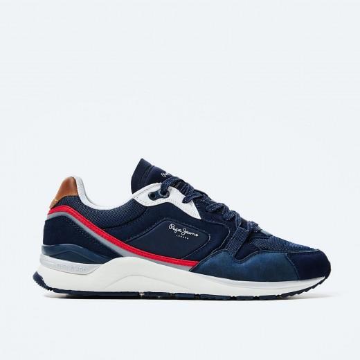 Sneaker X20 Pepe Jeans Marino