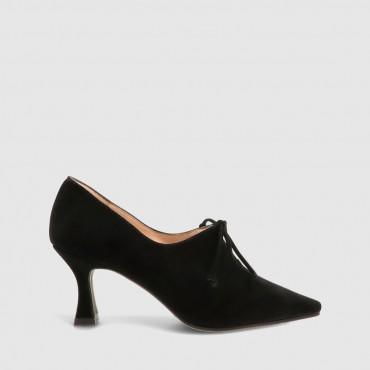 Zapato Jorea en ante negro de Lodi