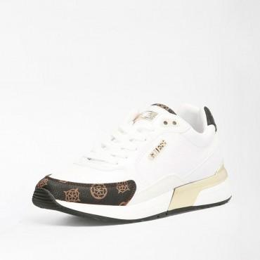 Sneaker Moxea Guess Blanco