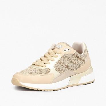 Guess Sneaker Runner Moxea 4G de mujer