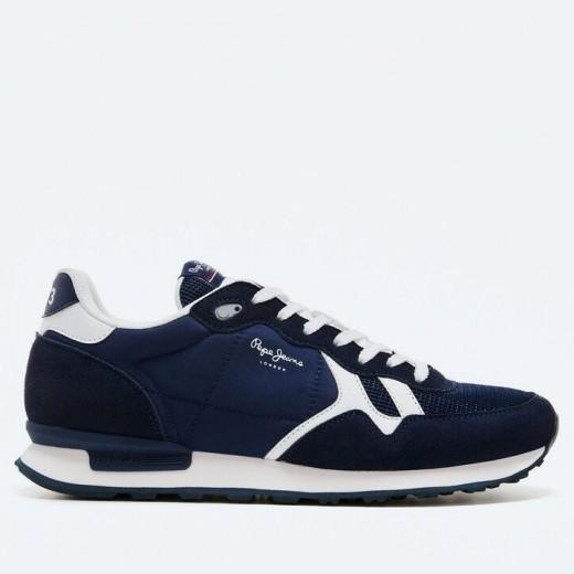 Sneaker Britt en azul de Pepe Jeans