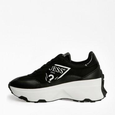 Sneaker negro de Guess Calebb