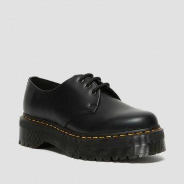 Zapato Quad 1461 con plataforma de Dr Martens