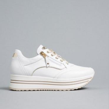 Sneaker Plataforma Nero Giardini